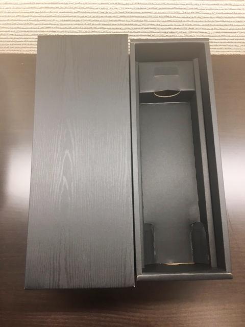 720ml1本入箱(化粧箱・黒)