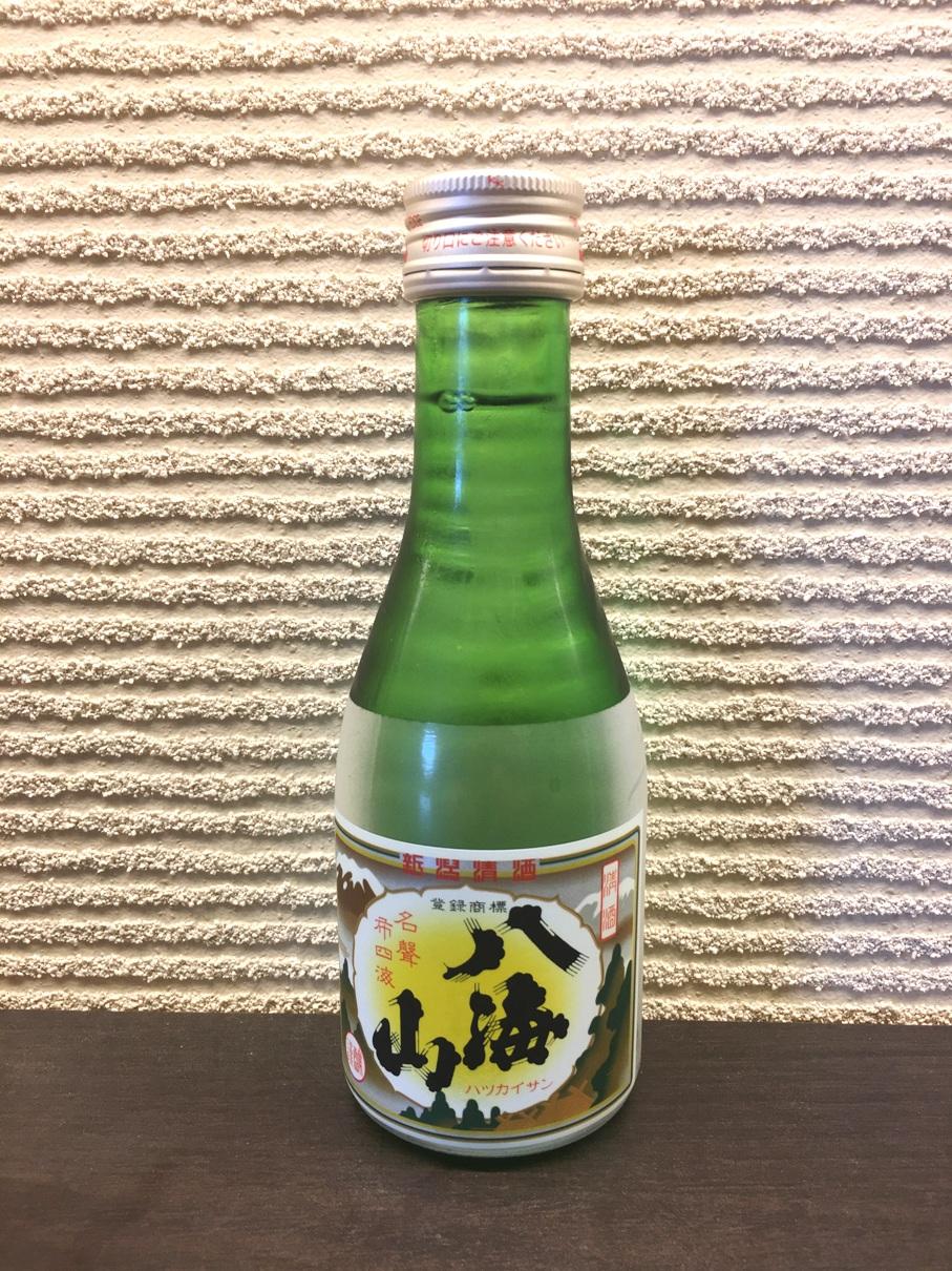 清酒 八海山 180ml×30本(ケース販売)